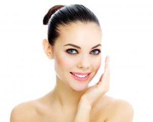 femme maquillage parfait