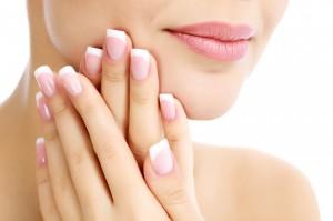 Beauté des ongles, french manucure