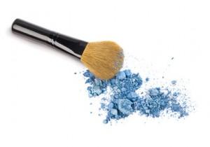 Maquillage poudre et blush