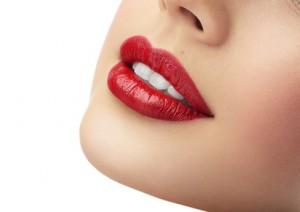 beauté du visage, rouge à lèvre